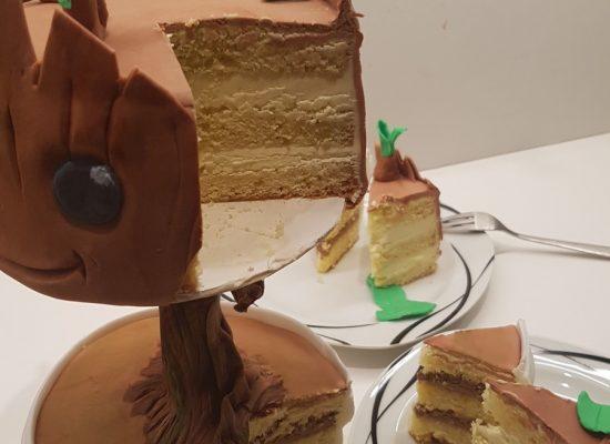 3D Torte Portrait 06